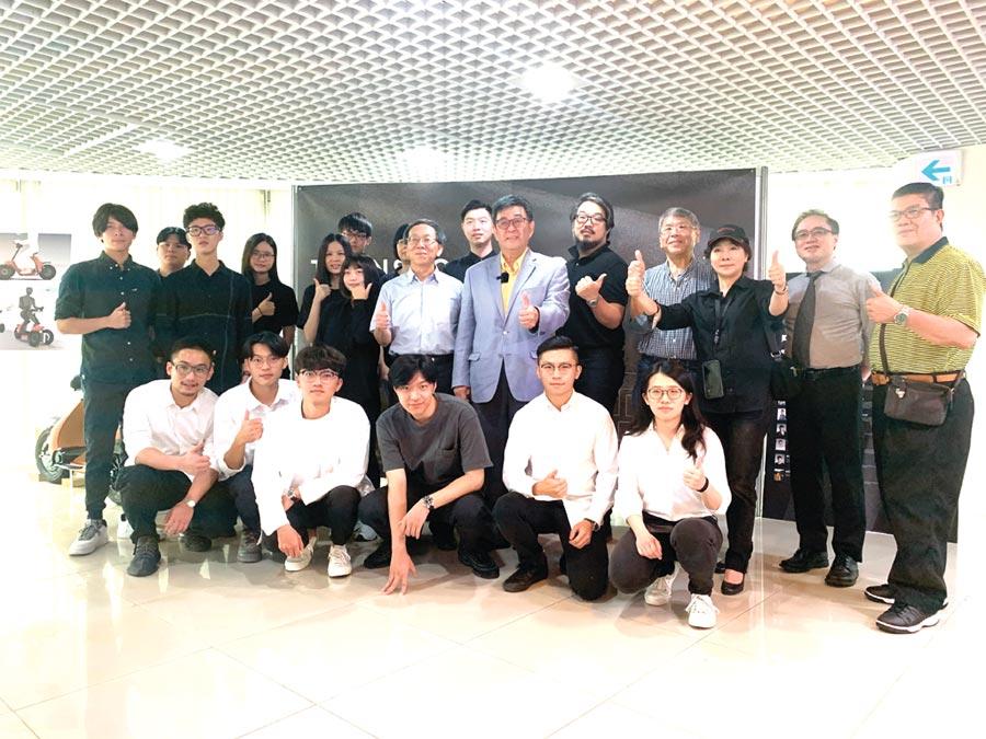 華梵交通工具設計聯展 展現智慧移動趨勢-交通工具設計聯展