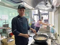 非行少年變金牌主廚 展廚藝謝國泰捐款幫蓋「家」
