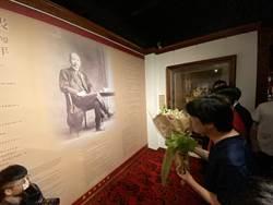 感念愛台灣!副總統賴清德向林獻堂獻花致敬