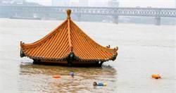 長江水位猛漲過警戒2.5公尺 南京進入防汛最高警戒