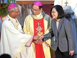 台梵關係受影響?天主教新任總主教:教宗沒有放棄台灣