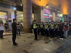 反毒拒飆車要青春  新北警威力掃蕩護治安