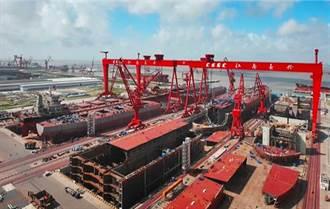 快馬加鞭!陸003航母明年完成、004在建 邁向2035年6艘目標