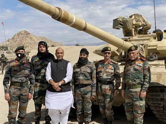 印度釋放強硬信號 國防部長辛格:中印邊境爭端不迴避使用武力