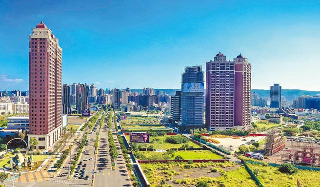 中路特區綠憩面積超過20公頃,為桃園全市最高,整體居住氛圍靜謐舒適。(立智提供)