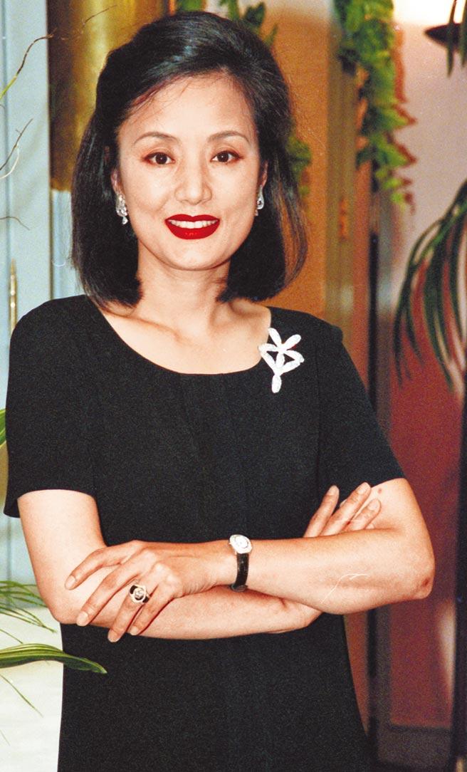 韓國70年代3大女演員之一張美姬。(圖片提供:中時資料庫)