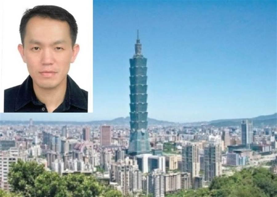 台駐港官員高銘村簽證到期續辦,因拒絕港府簽署「一中承諾書」後被迫返台。(圖/東網)