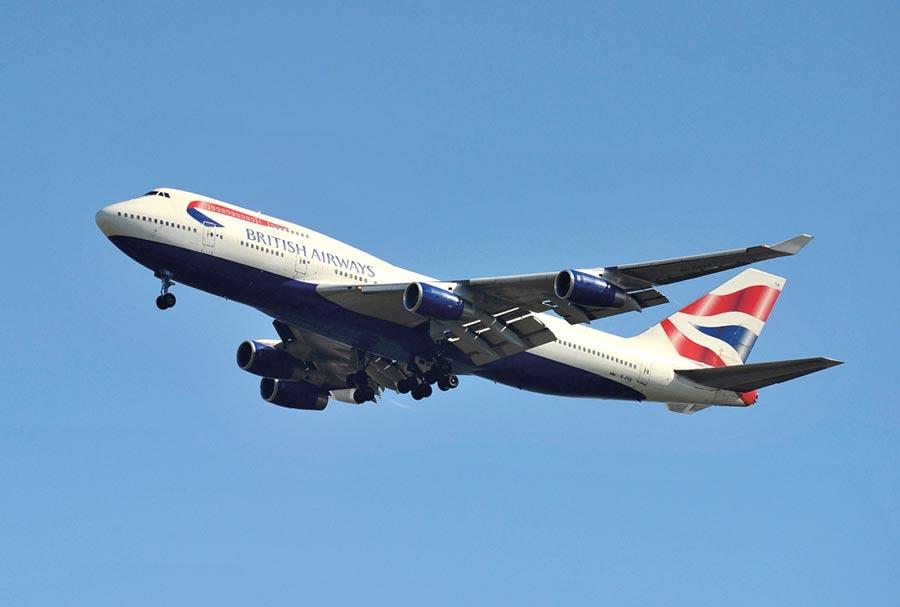 英國航空旗下31架波音747巨無霸客機即起全數退役,較原先規劃的2024年提前不少。圖/路透