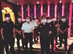 頻傳聚眾鬥毆滋事 新警局長親自督導擴大臨檢台南大舞廳