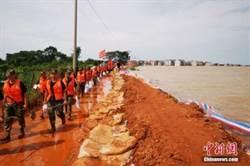 長江南京段水位破64年來紀錄!  三峽啟動因應機制 湖北加緊災後重建