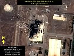 商業內幕:以色列炸毀伊朗設施 以逼迫川普發動更多攻擊