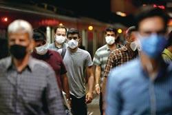 伊朗強制民眾戴口罩