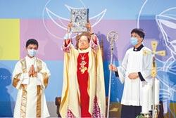 台北总主教就职 说教宗未弃台