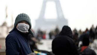 遏阻新冠!法國密閉公共空間強制戴口罩 20日起實施