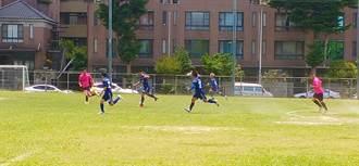 外籍移民足球中部聯賽 搭起多元文化橋梁