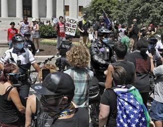 美反口罩示威捍衛自由:戴口罩害進入大腦的氧氣量降低