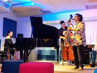 爵士樂大師李康尼茲 嗆聲鬧事觀眾