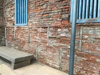 270年歷史台南陳世興宅 修復發現罕見磚牆構法