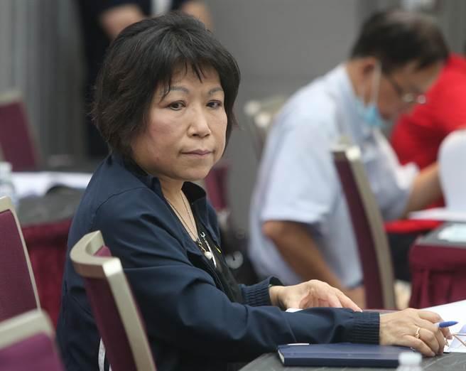 法院駁回中天假處分,葉毓蘭感嘆台灣言論自由正式進入黑暗時代。(中時資料照)