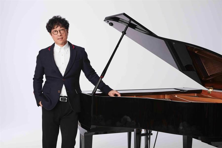 蔣三省為台視八點檔《生生世世》製作原聲帶。JMS蔣三省音樂公司提供