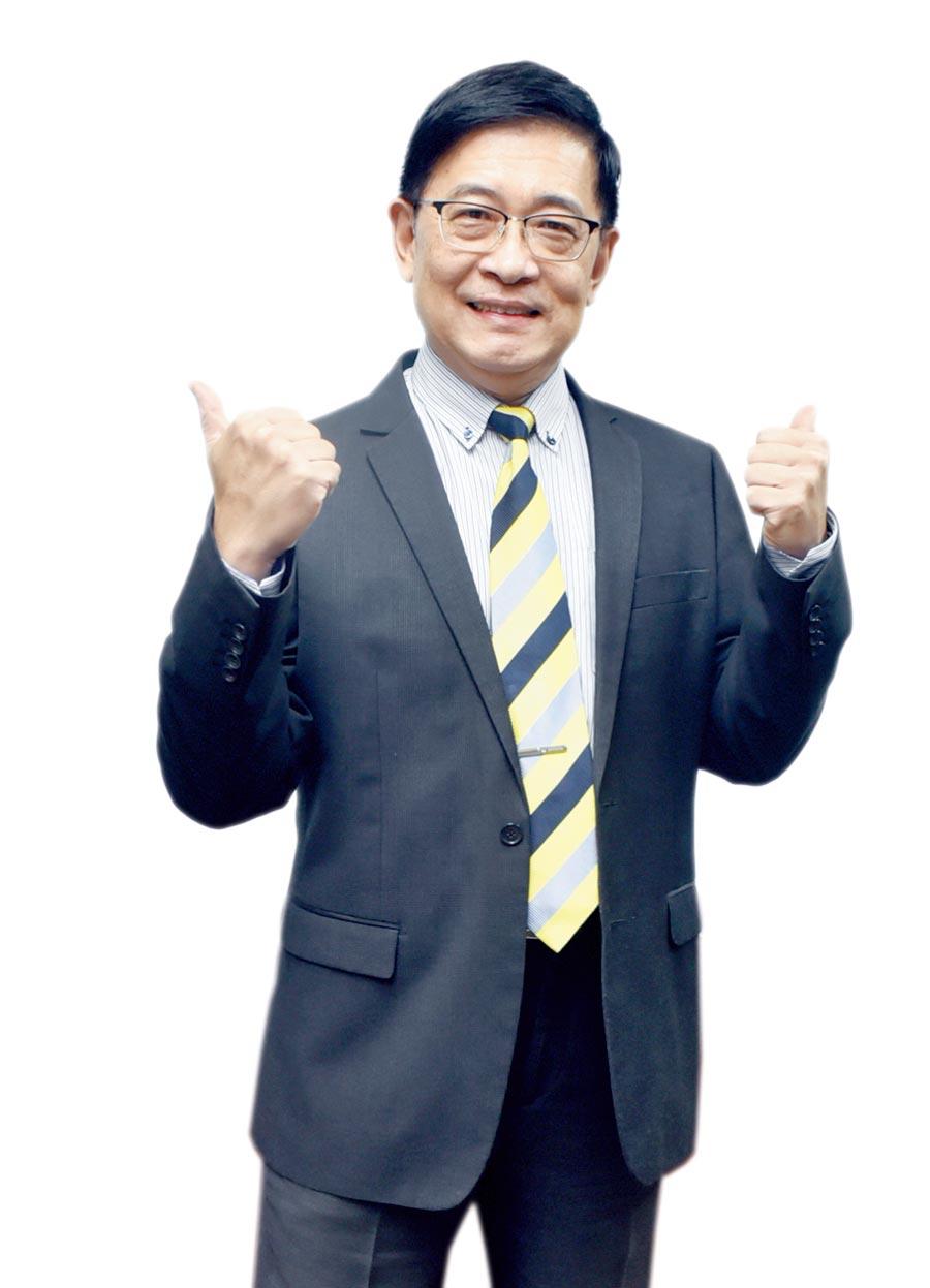 永誠國際投顧分析師李忠興