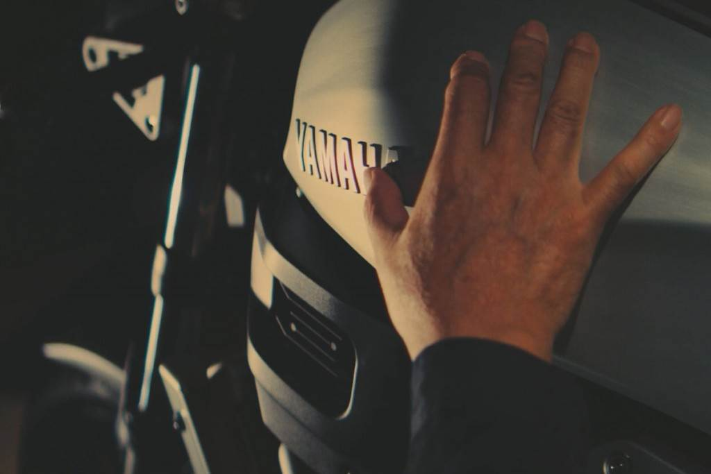 原廠車還是最美 Yamaha翻新技師的職人精神