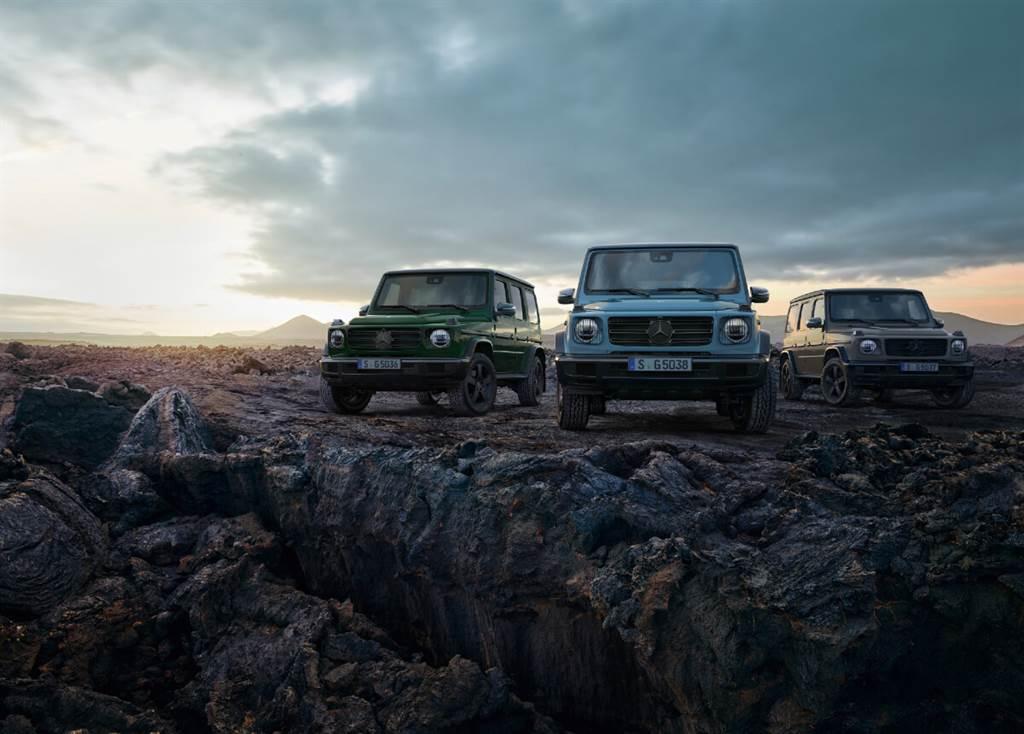 Mercedes-Benz G-Class新增更多配備以及更廣泛個人化選項