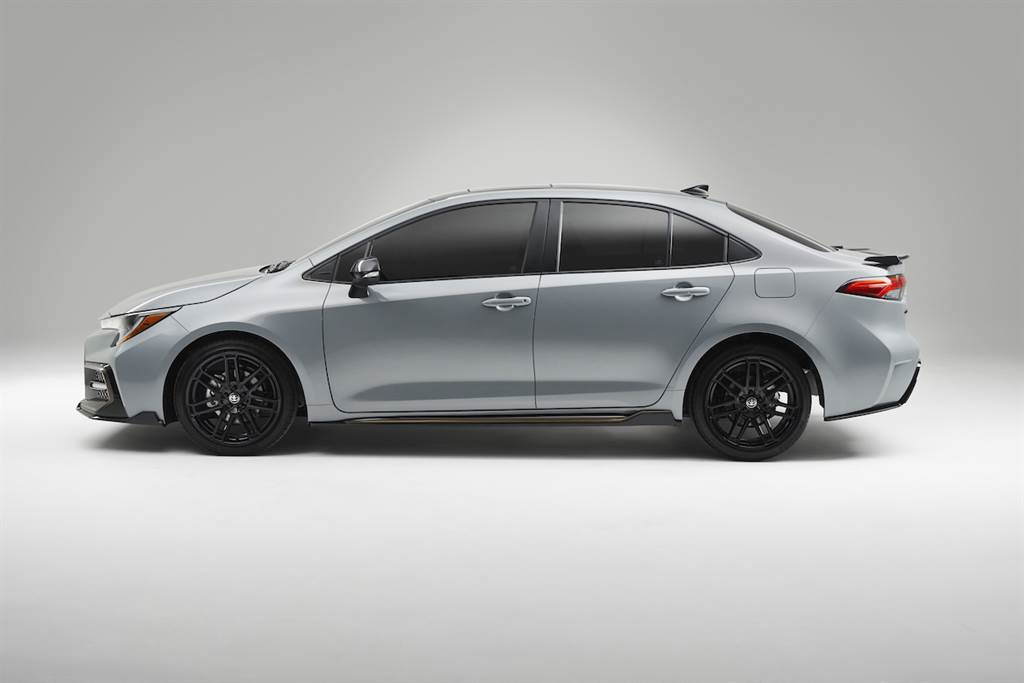 Toyota Corolla Sedan APEX Edition