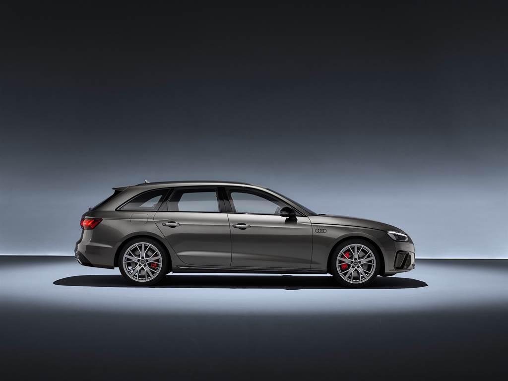 206萬起2.0 TSI雙輸出,2020小改款Audi A4/A4 Avant 開始預接單