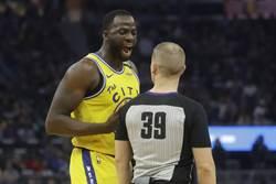 NBA》不吵不相識!巴克利、格林合體做節目