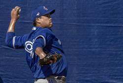 MLB》柳賢振擔任藍鳥隊開幕戰先發投手