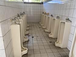 公廁髒亂遭人破壞 民眾擔心豐年節無廁所可用