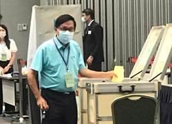 陳水扁赴全代會投票 陳致中喊「總統」:這一步走了12年…