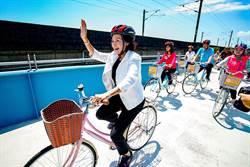 連結雙園區 宜蘭自行車立體車道啟用