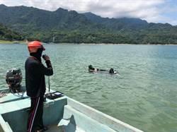 消防隊自主水域訓練守護夏季水域安全