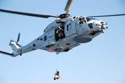 荷蘭MH-90直升機墜毀阿魯巴島  2人死亡