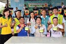 有吃有拿!台南芒果冰品吸引超過2500人捧場