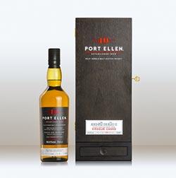 PORT ELLEN 40年單一麥芽威士忌原酒 絕響風味系列第貳章 限量上市