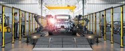 克普典 引進瑞典X-Guard機械安全圍籬