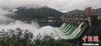 安徽阜陽洪災響應調至最高級 多水庫已超安全水位上限