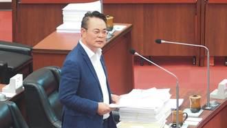 1年3次選舉 韓賜村爭取高雄警察繁重加給