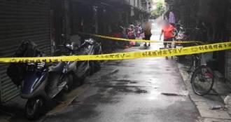 影片直擊》三重驚傳施工師傅從3樓墜下 頭部直接撞地身亡