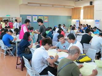 暑期打工旺季 台南就業中心推4場徵才活動