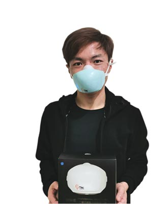 好神氣口罩清淨機 防疫不悶熱