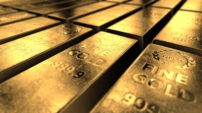 花旗預計,金價兌美元有望在未來6-9個月創下歷史新高。(shutterstock)
