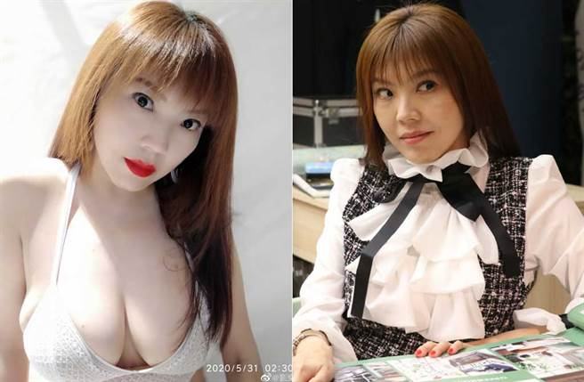 有網友請求劉樂妍幫爆料潛規則,她卻拒絕,並以「買春賣淫你情我願」回應之。(取材自劉樂妍微博)
