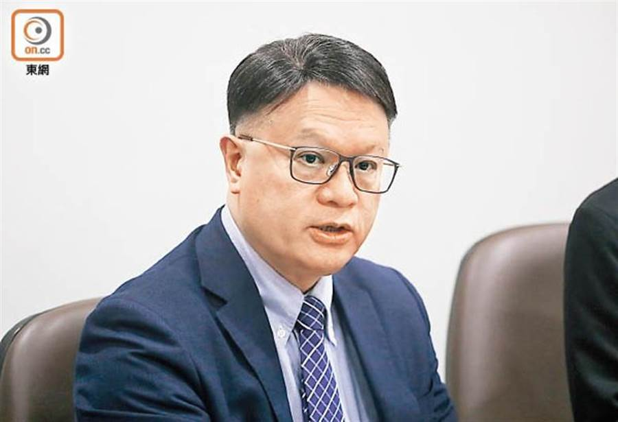 香港中文大學醫學院呼吸系統科講座教授許樹昌。(取自東網)