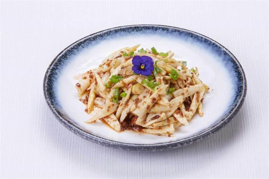 剁椒粒粒香。(圖/台北國賓大飯店提供)