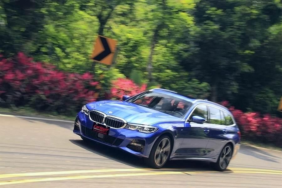 BMW 330i M Sport操控臻至完美的最後一塊拼圖