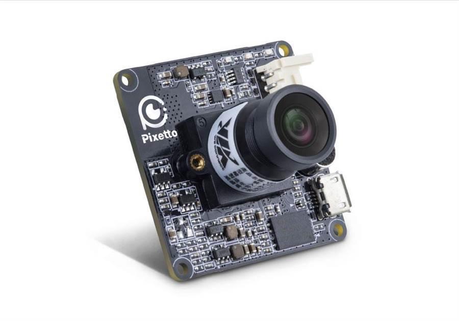 威盛Pixetto視覺感測器。(圖/業者提供)